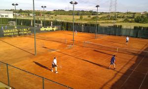Tenis na otvorenom