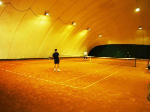 Tenis u balonu
